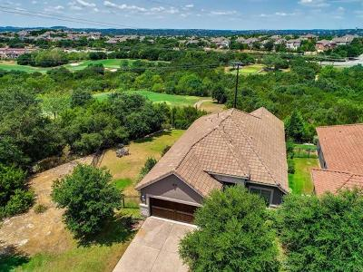 Steiner Ranch Single Family Home For Sale: 2912 Old Course Dr