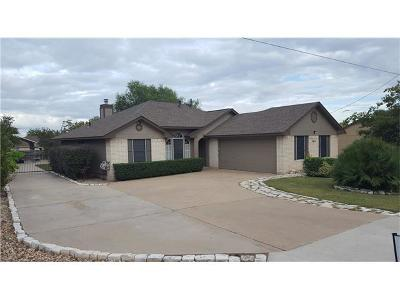 Leander Single Family Home For Sale: 1902 Dublin Dr