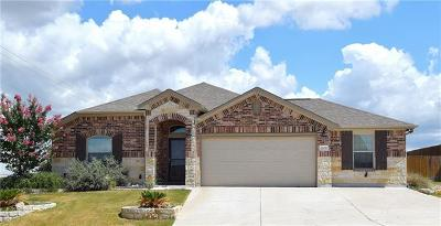 Killeen Single Family Home For Sale: 6608 Serpentine Dr