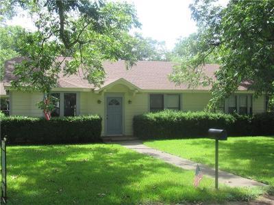 Smithville Single Family Home For Sale: 706 Hudgins St
