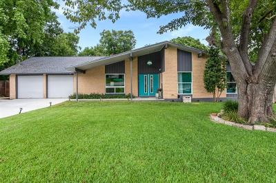 Austin Single Family Home For Sale: 3212 Northeast Dr