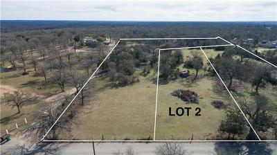 Manor Residential Lots & Land Pending - Taking Backups: 137 Dry Creek - Lot 2 Rd
