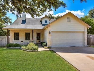 Spicewood TX Single Family Home For Sale: $333,900