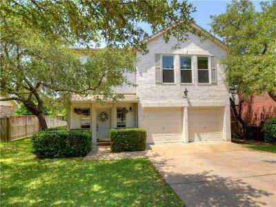 Round Rock Single Family Home For Sale: 2424 Falcon Dr