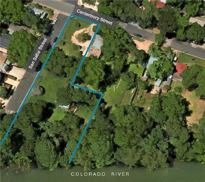 Residential Lots & Land For Sale: 2601 Canterbury St #A