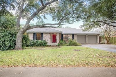 Austin Single Family Home For Sale: 6505 Danwood Dr