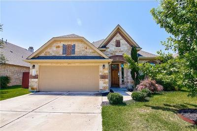 Cedar Park Single Family Home For Sale: 3106 Caballo Ranch Blvd