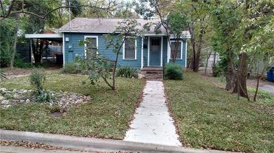 Single Family Home For Sale: 3708 Hollywood Ave