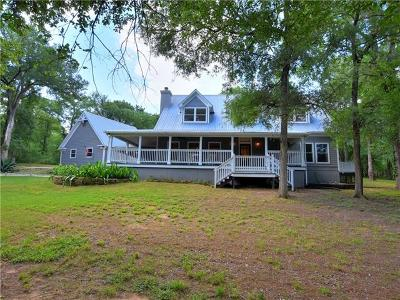 Cedar Creek Single Family Home For Sale: 151 Trinity St