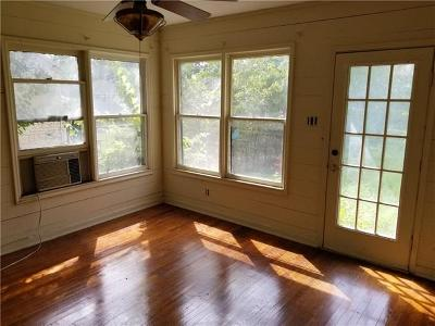 Travis County Single Family Home For Sale: 1023 E 43rd St