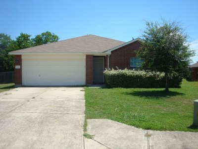 Georgetown Single Family Home Pending - Taking Backups: 1006 Still Meadow Cv