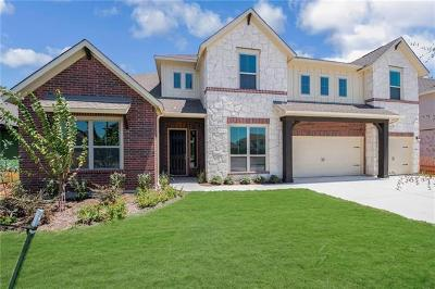 Pflugerville Single Family Home For Sale: 19412 Chayton Cir