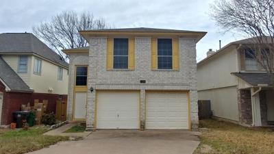 Single Family Home Pending - Taking Backups: 12909 Marimba Trl