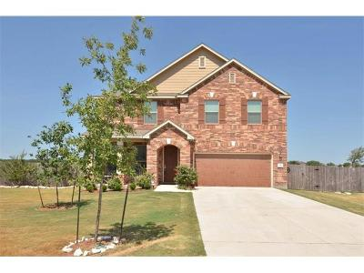 Bastrop Single Family Home For Sale: 126 Tyrah Ln