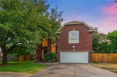 Austin TX Single Family Home For Sale: $335,000