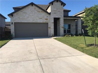 Pflugerville Single Family Home For Sale: 13613 Bauhaus Bnd