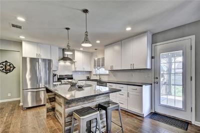 Cedar Park Single Family Home Pending - Taking Backups: 1000 Timber Trl