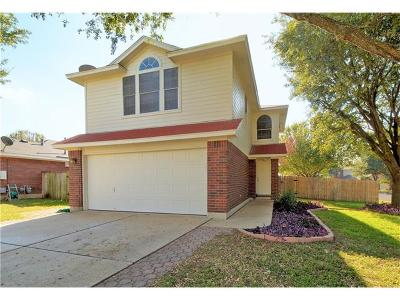 Hays County, Travis County, Williamson County Single Family Home For Sale: 541 Shant St