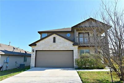 San Marcos Single Family Home For Sale: 214 Goldenrod Dr