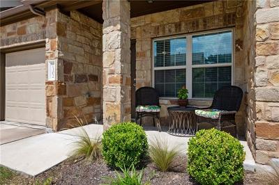 Cedar Park Condo/Townhouse For Sale: 1701 S Bell Blvd #1302