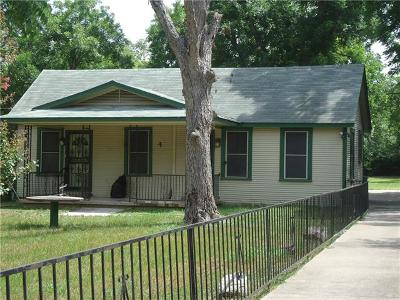 Austin Single Family Home For Sale: 3409 Neal St
