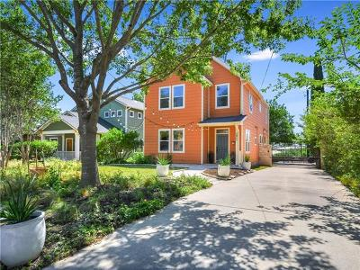 Austin Single Family Home For Sale: 1211 Newton St
