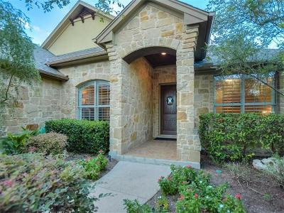 Austin Single Family Home For Sale: 3424 Caladium Cir