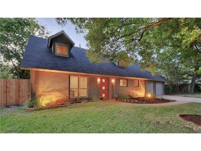 Austin Single Family Home For Sale: 5708 Coventry Ln