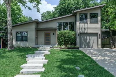 Austin Single Family Home For Sale: 4606 Oakmont Blvd