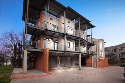 Austin Condo/Townhouse For Sale: 2525 S Lamar Blvd #315