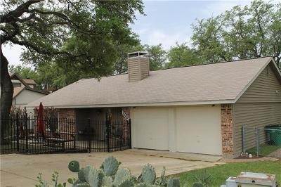 Lago Vista Single Family Home For Sale: 3108 American Dr