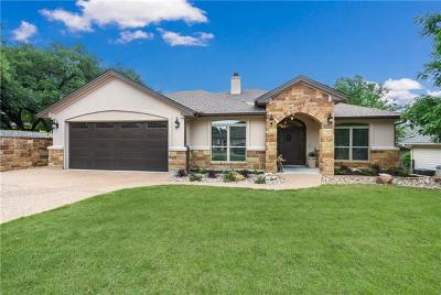 Lago Vista Single Family Home For Sale: 2503 Ford Cv