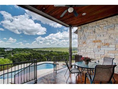 Spicewood Single Family Home For Sale: 4800 Creek Meadow Cv