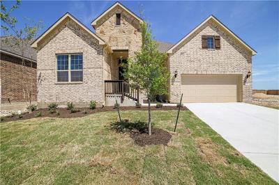 Leander Single Family Home For Sale: 916 Anahuac Dr