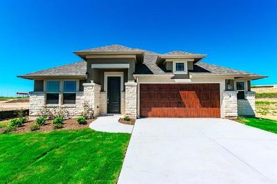 Hutto Single Family Home For Sale: 704 Hereford Loop