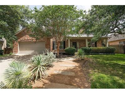 Austin TX Single Family Home Pending - Taking Backups: $535,000