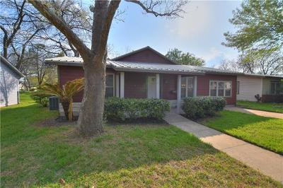 Single Family Home For Sale: 1811 Cullen Ave