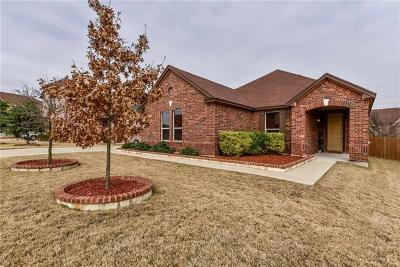 Pflugerville Single Family Home For Sale: 18528 Star Gazer Way