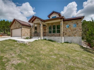 Lago Vista Single Family Home For Sale: 3603 Bunyan Cir