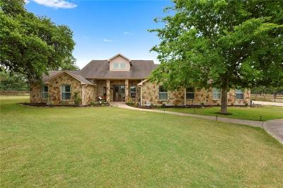 Dripping Springs Single Family Home For Sale: 200 Pin Oak St