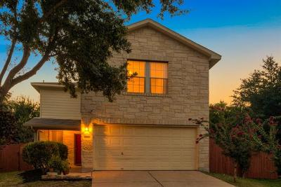 Hays County, Travis County, Williamson County Single Family Home Pending - Taking Backups: 1616 Strickland Dr