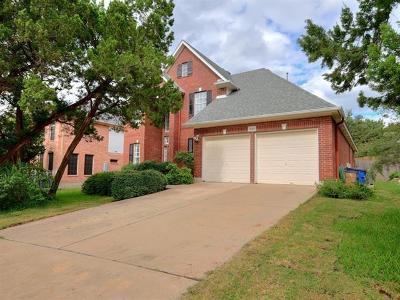 Austin Single Family Home For Sale: 6100 Chictora Cv