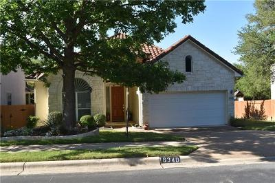 Austin Single Family Home For Sale: 6340 Tasajillo Trl