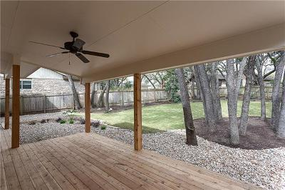 Single Family Home For Sale: 4722 Palisade Dr
