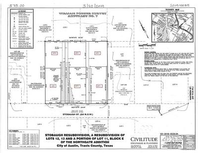 Residential Lots & Land For Sale: 1112 Stobaugh St