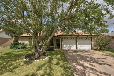 Austin Single Family Home For Sale: 12510 Limerick Ave