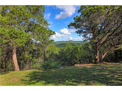 Lago Vista Single Family Home For Sale: 21500-02 Sierra Trl