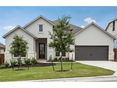 Austin Single Family Home Pending - Taking Backups: 147 Lavaca Heights Dr