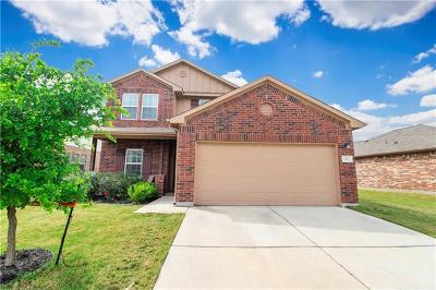Pflugerville Single Family Home Pending - Taking Backups: 13512 Kearns Dr