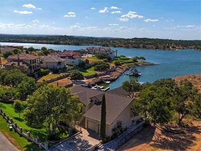 Lago Vista Single Family Home For Sale: 2908 Patriot Dr